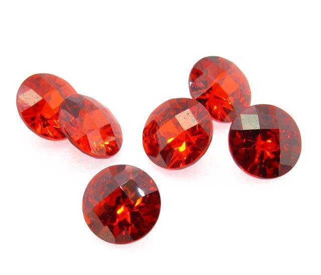cubic zirconia loose gemstones
