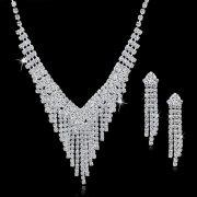 Long statement necklaces