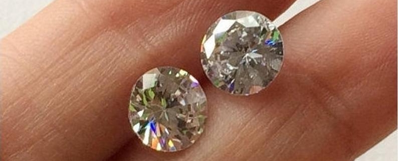Cubic Zirconia Diamonds