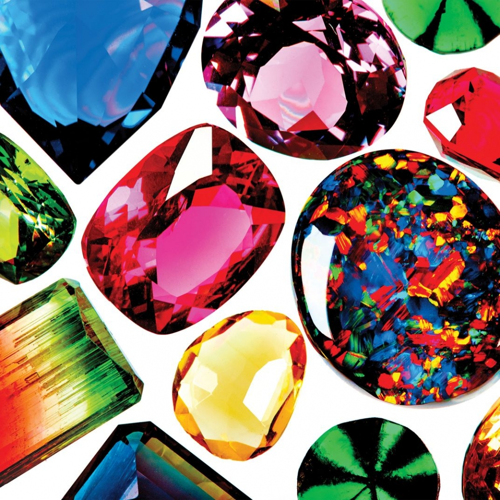 Glorify the Beauty of your Jewelry with Colorful Cubic Zirconia Gems