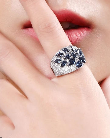 The Aesthetic Appeal of Cubic Zirconia Stones Among Fashion-Crazy Generation