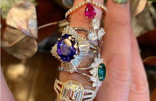 Style with Synthetic CZ Gems